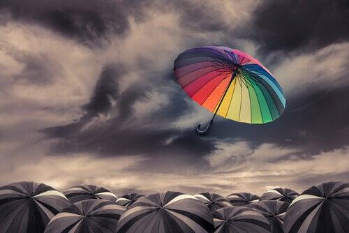 Jeg tror endelig jeg skjønner emosjonell intelligens - paraply
