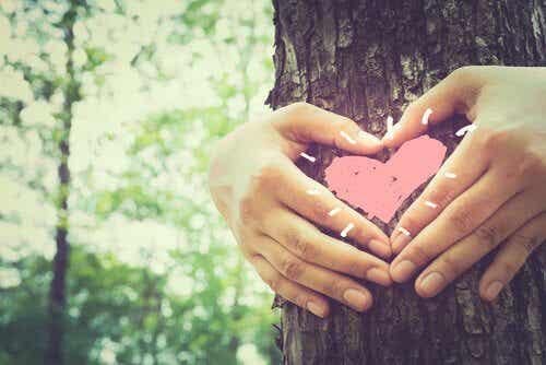 Kjærlighet for å avvæpne og humor for å mykne opp