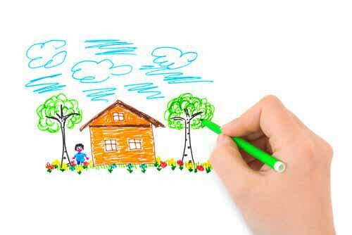 Hus, Tre, Person (HTP): En personlighetstest