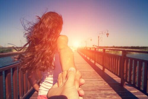 Start et forhold med ekte samtaler