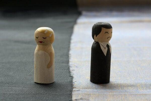 Fra kjærlighet til hat: Er det virkelig bare ett steg?
