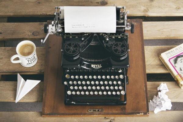 I livet blir ting skrevet, slettet og skrevet på nytt