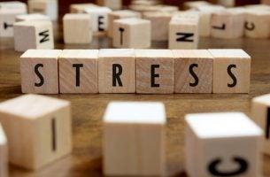 Stress påvirker helsen vår