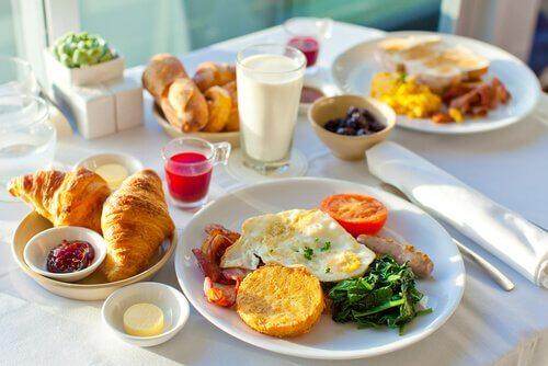 God frokost for å starte dagen