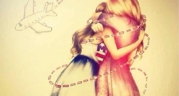 Sanne venner kan telles på en hånd