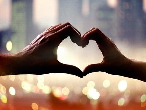 Ingenting gjør folk bedre så mye som kjærlighet