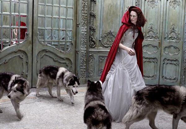 Den sanne historien bak Rødhette og Ulven