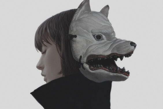 Ulvemaske