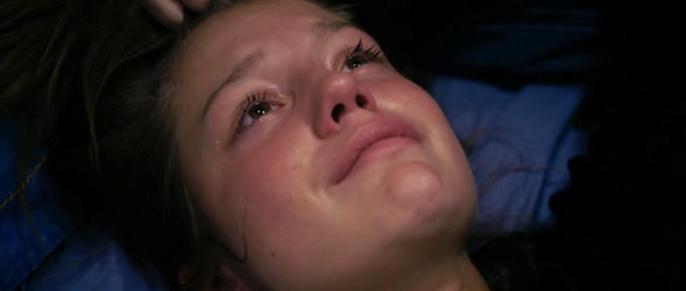 Adele gråter