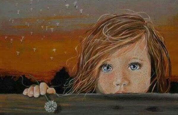 Depresjon hos barn: Et barns tårer er kuler rett mot hjertet