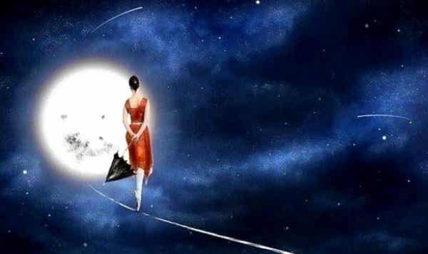 Stjernene tenker vi er de flyktige, ikke dem
