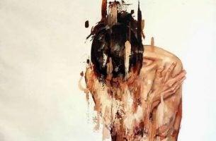 Kvinne opplever angst, en stille epidemi