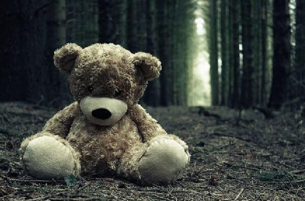 Å leve med morens smerte er vanskelig for et barn