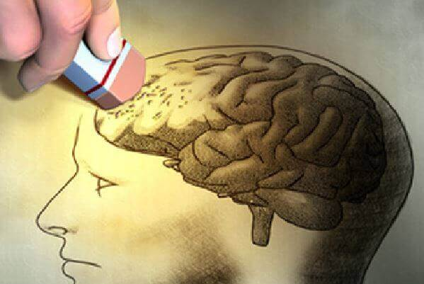 Viskelær visker bort hjerne