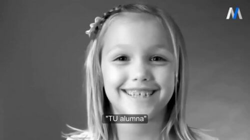 Jente fra video forstå elever med adhd