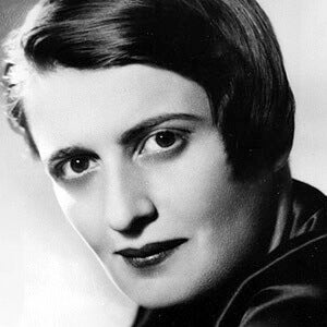 Ateister: Ayn Rand