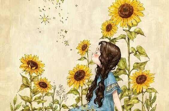 Leksjoner fra solsikker: Alltid snu deg mot lyset