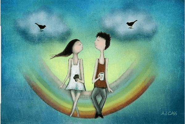Slik beholder du friheten din i et forhold