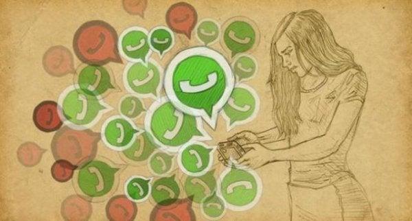 Kanskje vil jeg ikke svare på WhatsApp-meldingene dine?