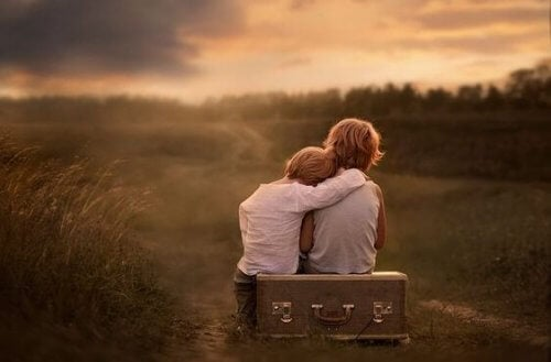 Barn med følelsesmessig umodne foreldre