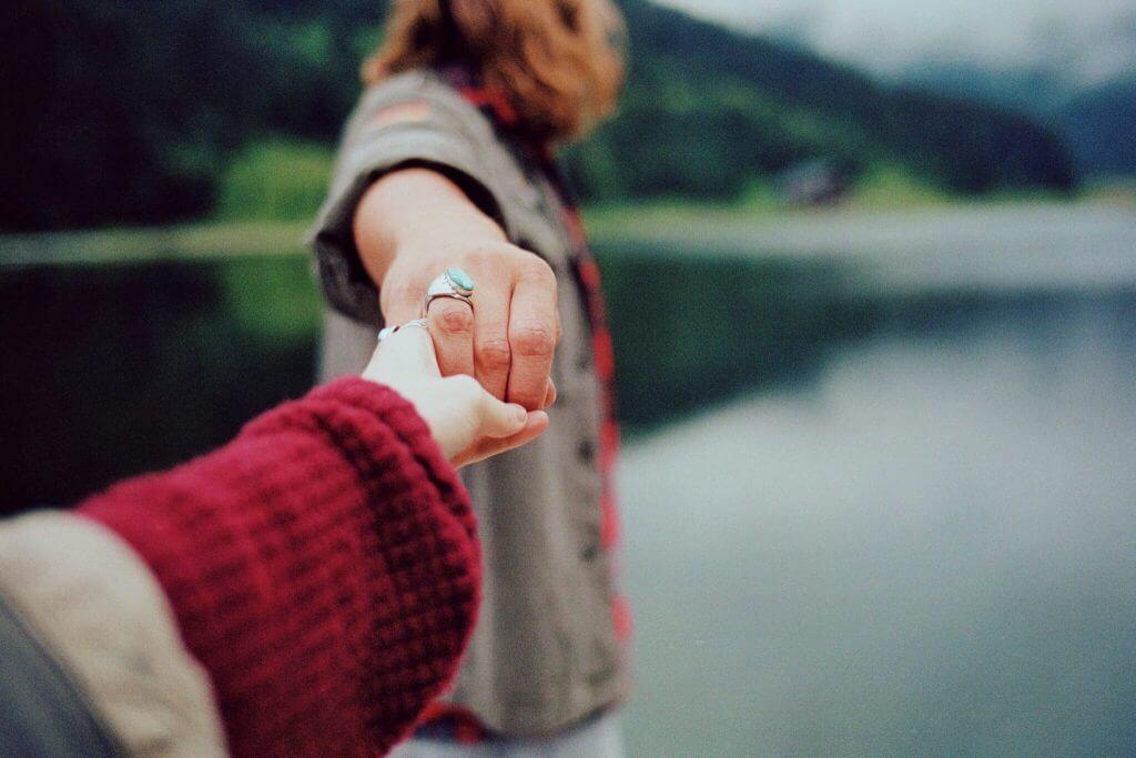 Emosjonell avstand - hender