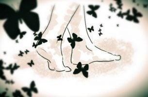 Å gi slipp er å innse at noen mennesker er en del av historien din