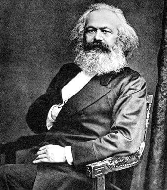 Ateister: Karl Marx