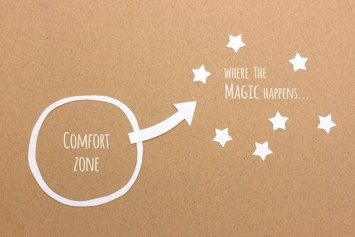 Å gi opp kontra å vite når du skal slutte - Komfortsone