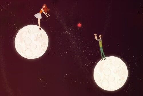Par står på måner