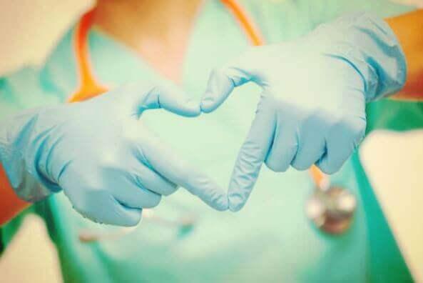 Sykepleiere er hjertet i helsevesenet