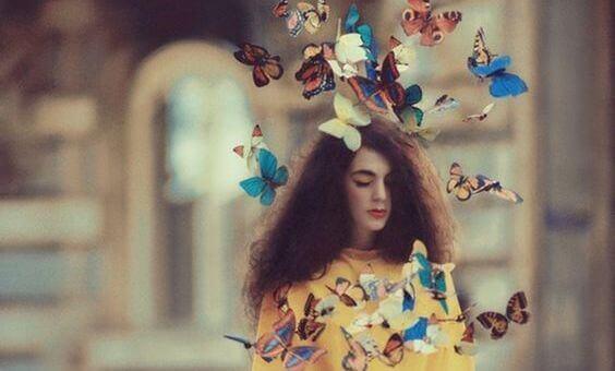 Se inne i deg selv for å finne det som gjør deg glad