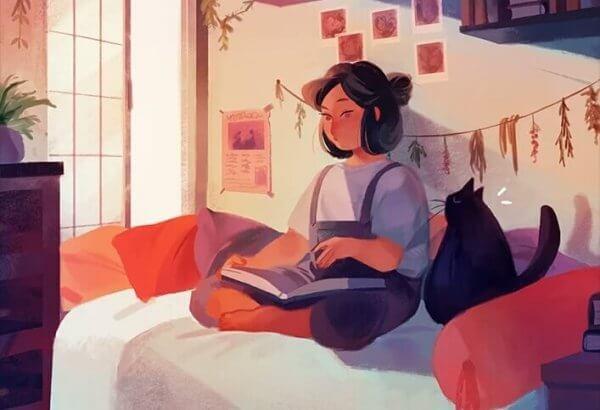 Jeg er min egen bok: Jeg er den som skriver, skriver om og legger til nye kapitler