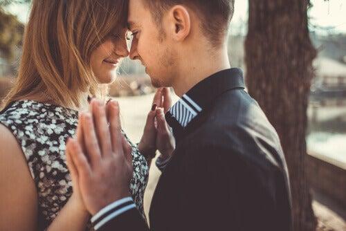 Par opplever langvarig kjærlighet