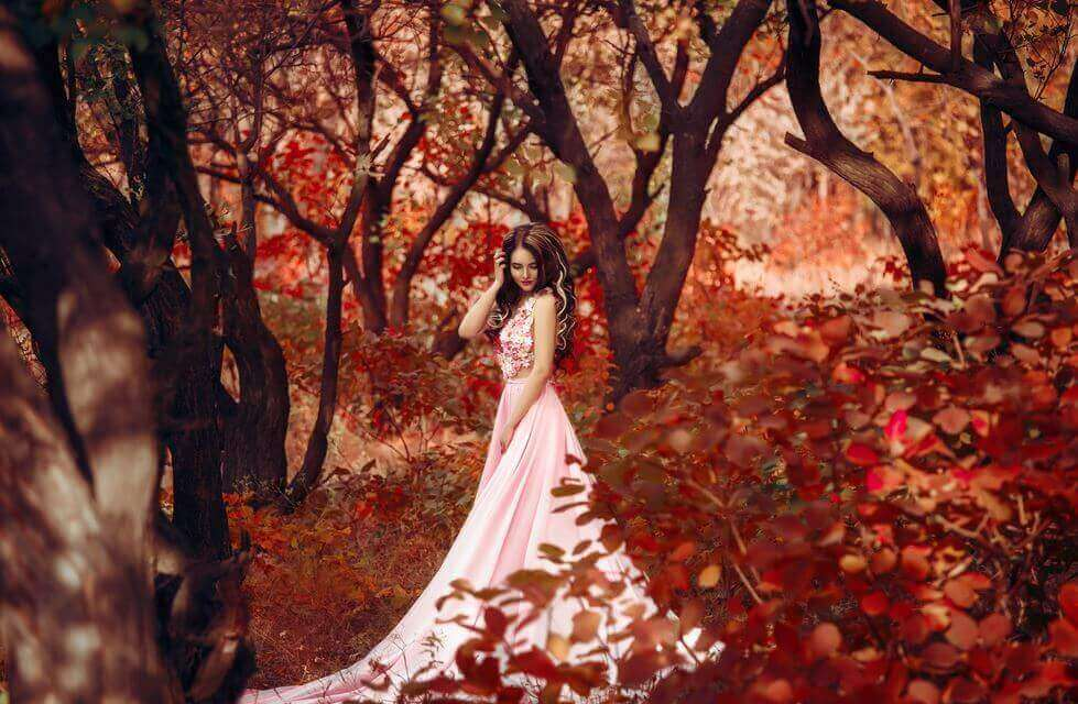 Prinsesse i skogen
