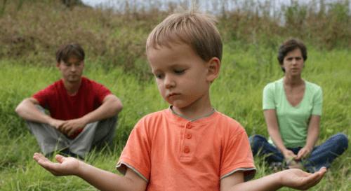 Barn med skilte foreldre