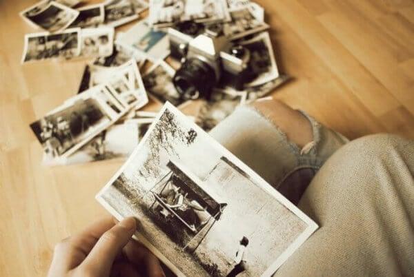 Gamle fotografier