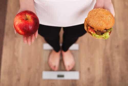 7 psykologiske teknikker for å gå ned i vekt