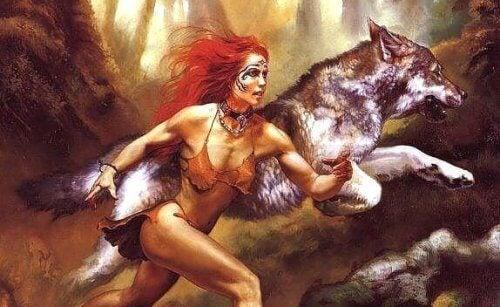 Den ville kvinnen: Inne i hver kvinne er en ulv