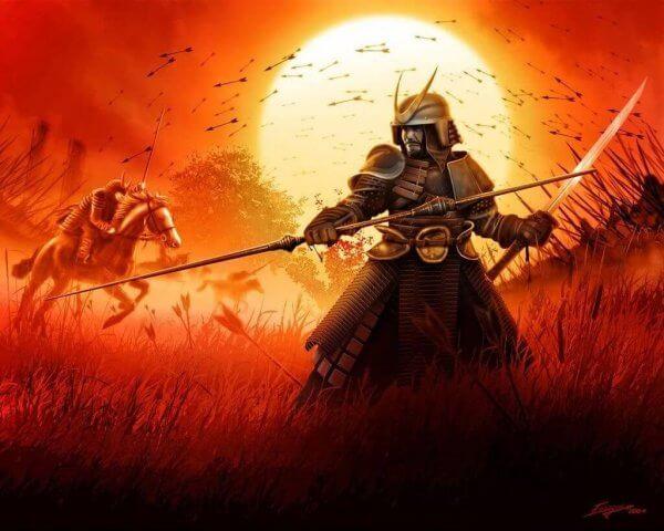 Samuraikrigere