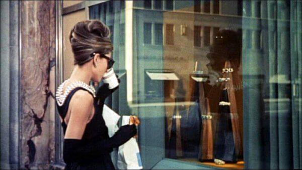 """dramatiserende personlighetsforstyrrelse i film: """"Breakfast at Tiffany's"""""""