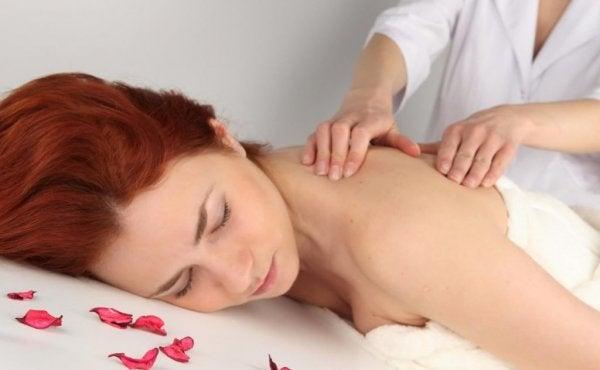 massasje er en av de beste remediene mot depresjon