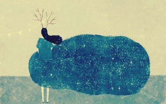 Jeg trenger meg selv og ensomhet
