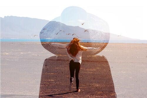 Slutt å forestille deg og begynn å oppleve virkeligheten: Gestaltterapi