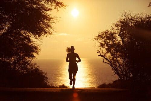 løping er meditasjon