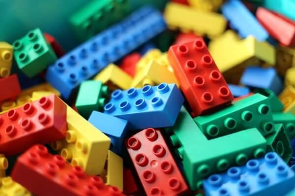 lego i alle farger