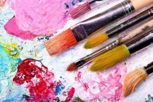 Maling og kreativitet