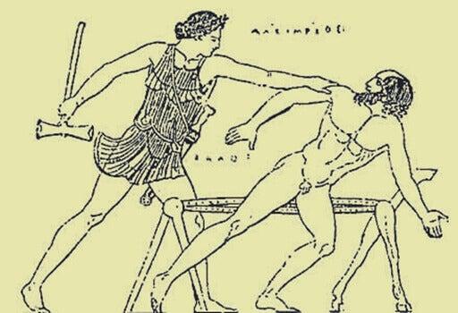 Den greske myten om Prokrustes
