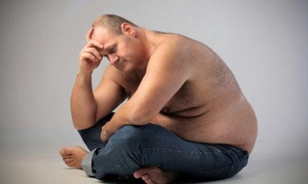 fedme og følelser