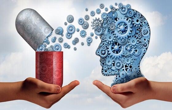 behandle psykiske lidelser med medisinering