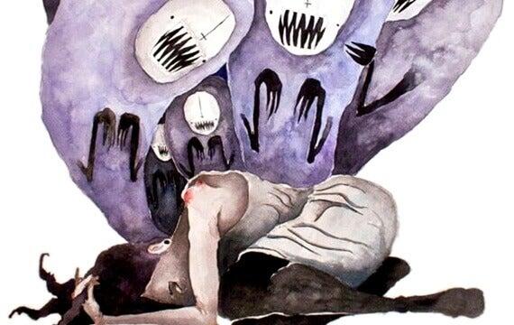 Torturert kvinne - jeg trenger meg også